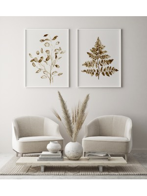 Dried plants poster no 2