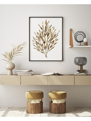 Dried plants poster no 4