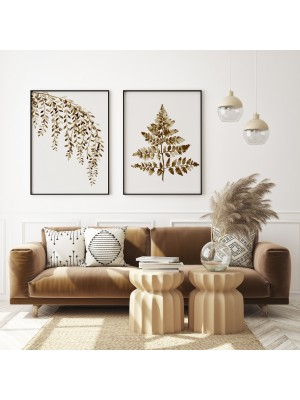 Dried plants poster no 5