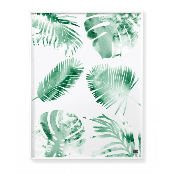 Plakat Tropiki 1