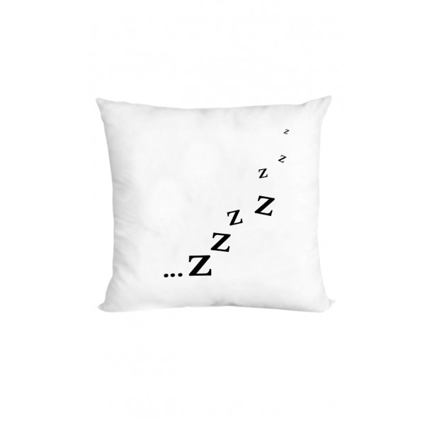 Little ZZZ pillow