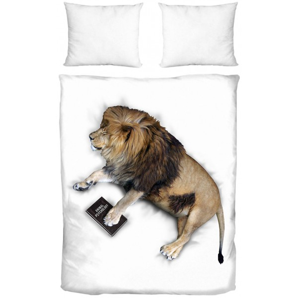 Lion bedding